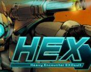 HEX: Heavy Encounter EXOsuit