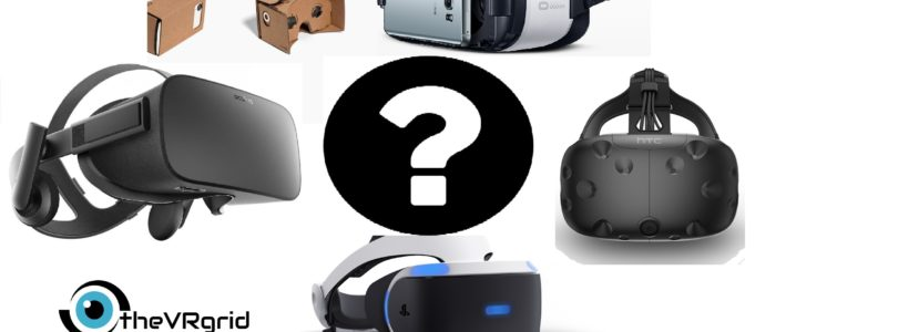 VR Headset Purchase Guide(Video Edition!)