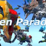 ShapeSpaceVR – Zen Parade