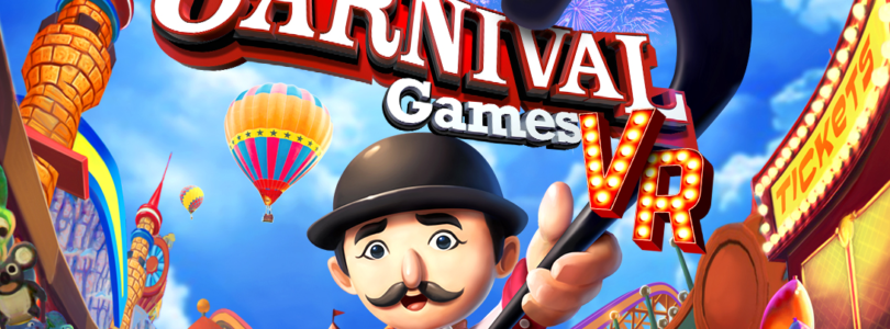 Carnival Games VR w/ Adventure Alley DLC! (Updated)