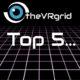 Top 5 PSVR Experiences of 2016