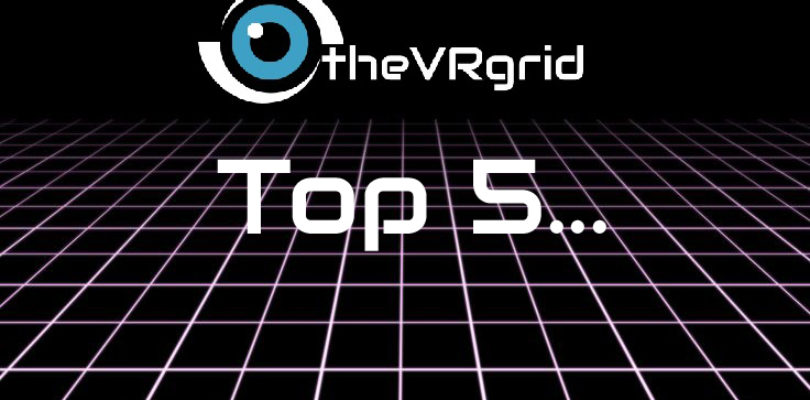 Top 5 PSVR Experiences of 2016