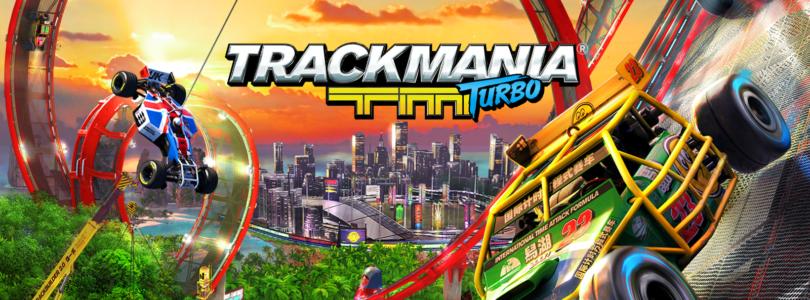 Trackmania Turbo(VR Content)