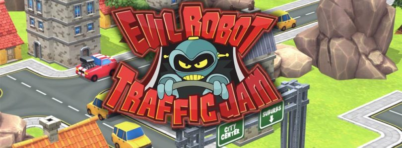Evil Robot Traffic Jam