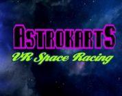 Astrokarts: VR Space Racing