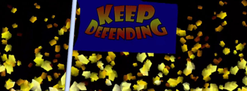 Keep Defending Steam code giveaway!