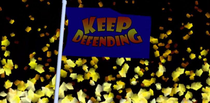 Keep Defending Steam code giveaway!
