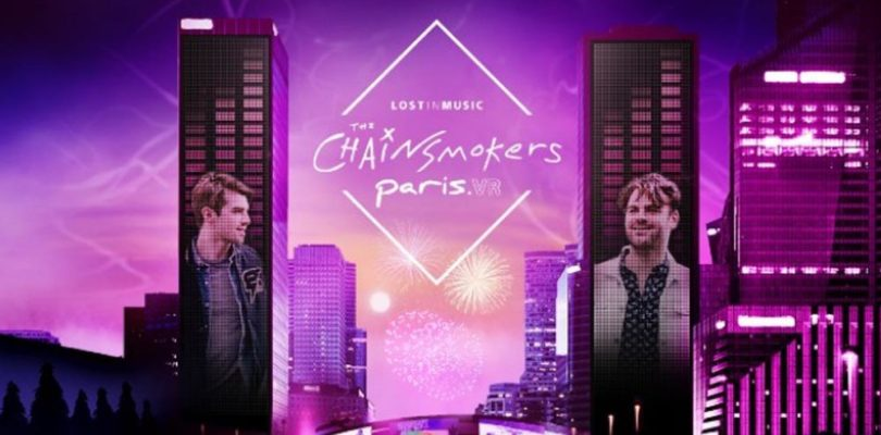 The Chainsmokers' Paris Virtual Reality Experience