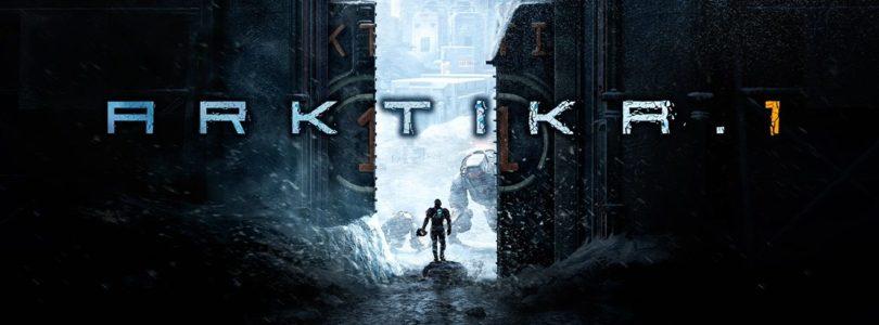 ARKTIKA.1 is coming!