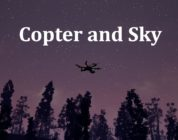 Copter and Sky