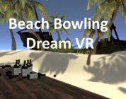 Beach Bowling Dream VR