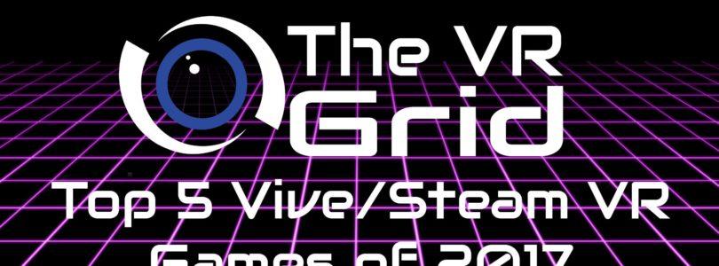 Dan's Top HTC Vive Games of 2017