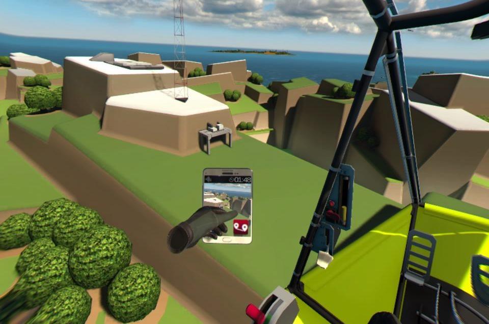 Ultrawings - THE VR GRID