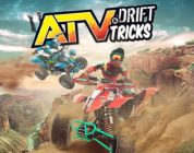ATV Drift and Tricks (VR Content)