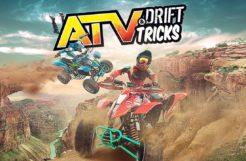 ATV Drift and Tricks (VR Content)