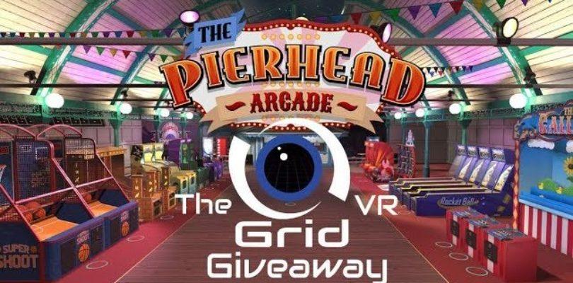 Pierhead Arcade PlayStation VR giveaway!