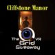 Cliffstone Manor giveaway