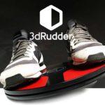 3dRudder Hardware