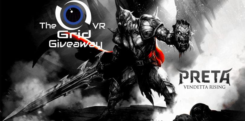 Preta: Vendetta Rising NA PSN Giveaway