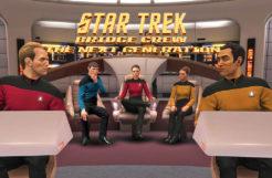 Star Trek Bridge Crew: TNG DLC