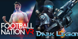 Football Nation and Dark Legion EU PSN Giveaways!