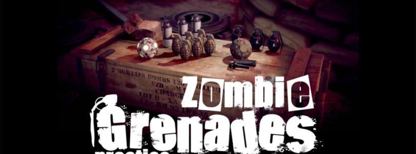 Zombie Grenades Practice