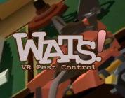 Wats! VR Pest Control