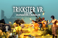 Trickster VR: Co-op Dungeon Crawler (Steam)