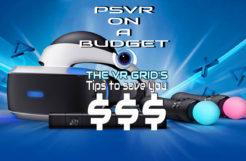 PSVR On A Budget!