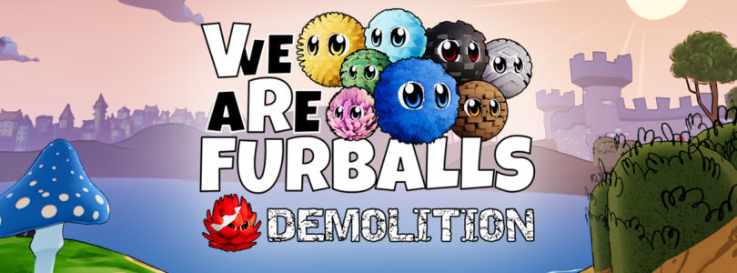 VR Furballs – Demolition