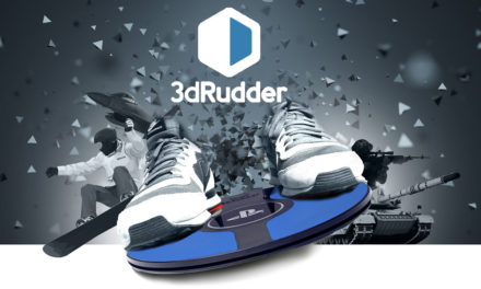 3dRudder (PlayStation VR)