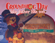 Groundhog Day: Like Father Like Son
