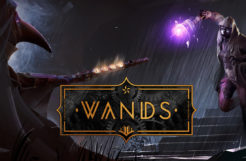 Wands VR