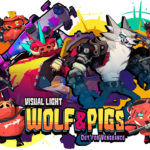 Wolf and Pigs: Out for Vengeance