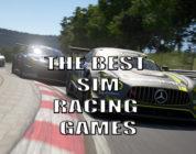 The Best Sim Racing VR Games