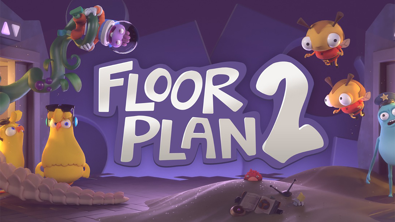 Floor Plan 2 The Vr Grid